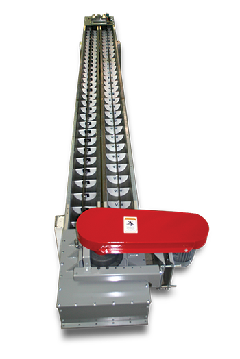 Sidewinder™belt drag conveyor